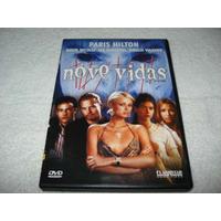 Dvd Nove Vidas Com Paris Hilton E David Nicolle Lacrado