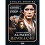 Dvd Revolução Novo Raro Lacrado Original Al Pacino Clássico
