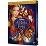 A Bela E A Fera (dvd Duplo) Clássico Disney! Raro!