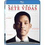 Blu-ray Sete Vidas Com Will Smith
