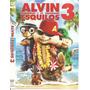 Dvd - Nvp536 - Alvin E Os Esquilos 3 - Comédia - Infantil