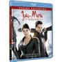 Blu-ray João E Maria - Caçadores De Bruxas - Original Lacrad