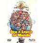 Deu A Louca No Mundo - É Dvd (eavsilva)(est-02b)