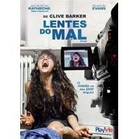 Lentes Do Mal Dvd Novo Original Lacrado Clive Barker Horror