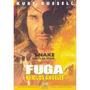 Dvd Filme Fuga De Los Angeles Snake Está De Volta