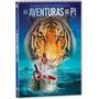 Dvd As Aventuras De Pi Novo E Original Tenho Outros Em Dvds