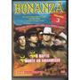 Dvd, Bonanza, O Rapto+ Morte Ao Amanhecer -2 Filmes Raros,1