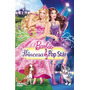 Barbie - A Princesa E Pop Star Dvd Infantil Original