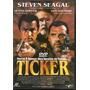 Dvd Original Do Filme Ticker ( Steven Seagal)