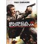 Dvd Busca Explosiva 2 - Ted Dibiase - Original