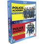 Blu-ray - Loucademia De Policia - Os 2 Primeiros Filmes!
