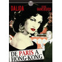 Dvd De Paris A Hong Kong (serge Gainsbourg E Dalida)