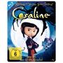 Coraline - Blu Ray Steelbook Leg.pt-pt, Importado, Lacrado!
