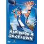 Dvd Original Bem Vindo A Lazy Town