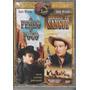 Dvd, Ferro E Fogo + Sombra De Sangue - John Wayne, 2 Filmes