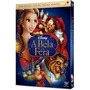 Dvd Disney A Bela E A Fera - Ed Diamante - 2 Dvd + Cd + Luva
