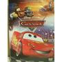 Dvd - Carros - Disney Pixar