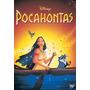 Pocagontas Dvd Novo Original Lacrado Disney