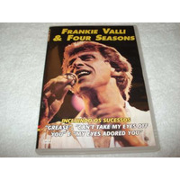 Dvd Frankie Valli And Four Seasons Original Lacrado