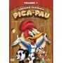 Dvd Original Pica-pau E Seus Amigos - Vol. 3