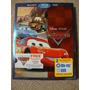 Bd Disney Pixar Carros Bonus + Dvd