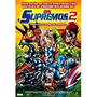 Os Supremos 2 Dvd Marvel