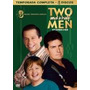 Dvd Two And A Half Men - Dois Homens E Meio - 3ª Temp