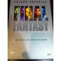 Dvd - Final Fantasy - Ed Especial - Duplo - C/ Luva