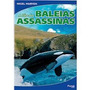Dvd A Ilha Das Baleias Assassinas - Nigel Marven - Novo***