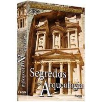 Dvd Box Segredos Da Arqueologia 5 Dvd - Original E Lacrado