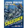 No Tempo Das Diligências - John Ford, John Wayne + Frete Grá
