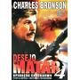Dvd Desejo De Matar 4 (charles Bronson) Dublado-frete Grátis