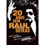 20anos Sem Raul Seixas Dvd+cd Novo Orig Lacrado Documentario