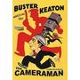 O Homem Das Novidades (1928) Buster Keaton