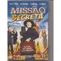 Missão Secreta **lançamento** - Dvd - Filme - Gospel