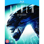 Alien Anthology - Box C/ 04 Discos Blu-ray - Áudio/leg Pt-br