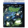 Blu-ray 2d + 3d - O Besouro Verde - Loucura