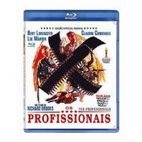 Blu Ray Os Profissionais ( Burt Lancaster ) Dublado