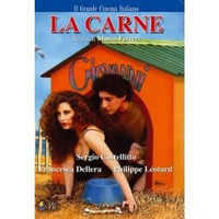Vhs - A Carne - Marco Ferreri - Itália 1991 Legendado