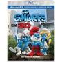 Filme Os Smurfs 3d Blu-ray Original E Lacrado