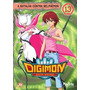 Dvd - Digimon Data Squad Vol. 13 - Original