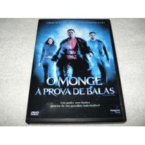 Dvd O Monge A Prova De Balas Com Chow Yun-fat