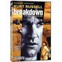 Dvd Implacável Perseguição ( Kurt Russell ) Dublado
