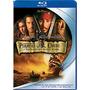 Blu Ray - Piratas Do Caribe - A Maldição Do Pérola Negra