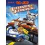 Dvd Original Do Filme Tom E Jerry - Velozes E Ferozes
