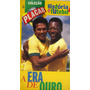 Vhs - A Era De Ouro Do Futebol Brasileiro