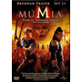 Dvd Original Do Filme A Múmia - Tumba Do Imperador Dragão