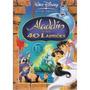 Aladdin E Os 40 Ladrões * Walt Disney * 3º Filme * Dvd