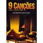Promoção - Dvd 9 Canções - Sexo E Rock N`roll - Orig. Raro