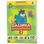 Dvd Original Galinha Pintadinha 3